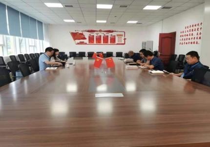集团公司党委委员、纪委书记聂小平带队开展联系基层工作