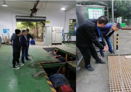 集团公司党委副书记、总经理郭彬深入一线  督导检查安全生产工作